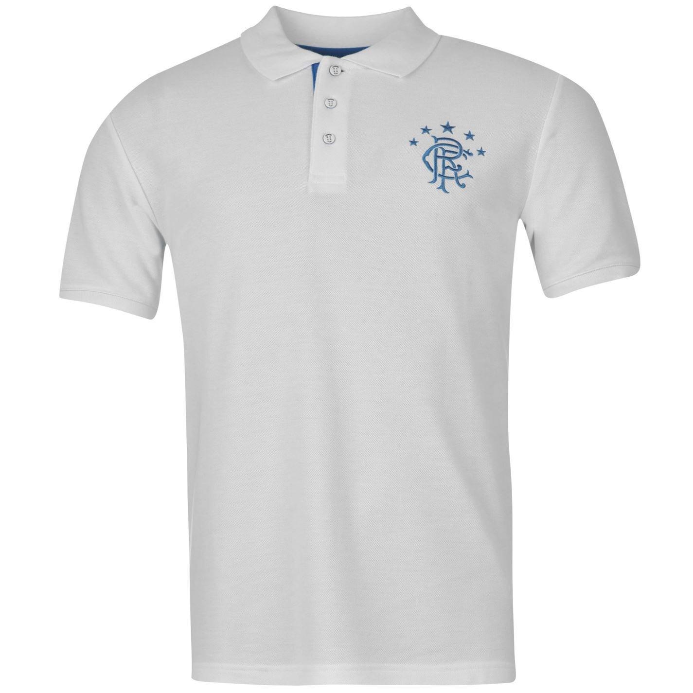 Team Mens Core Polo Shirt Short Sleeves Football Tee Top
