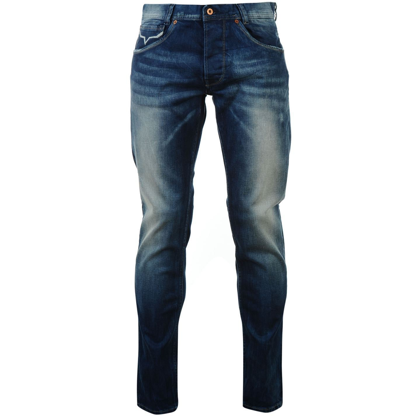 Pepe Jeans Mens Wickers JeanL34 Casual Everyday Denim Pants Trousers Bottoms