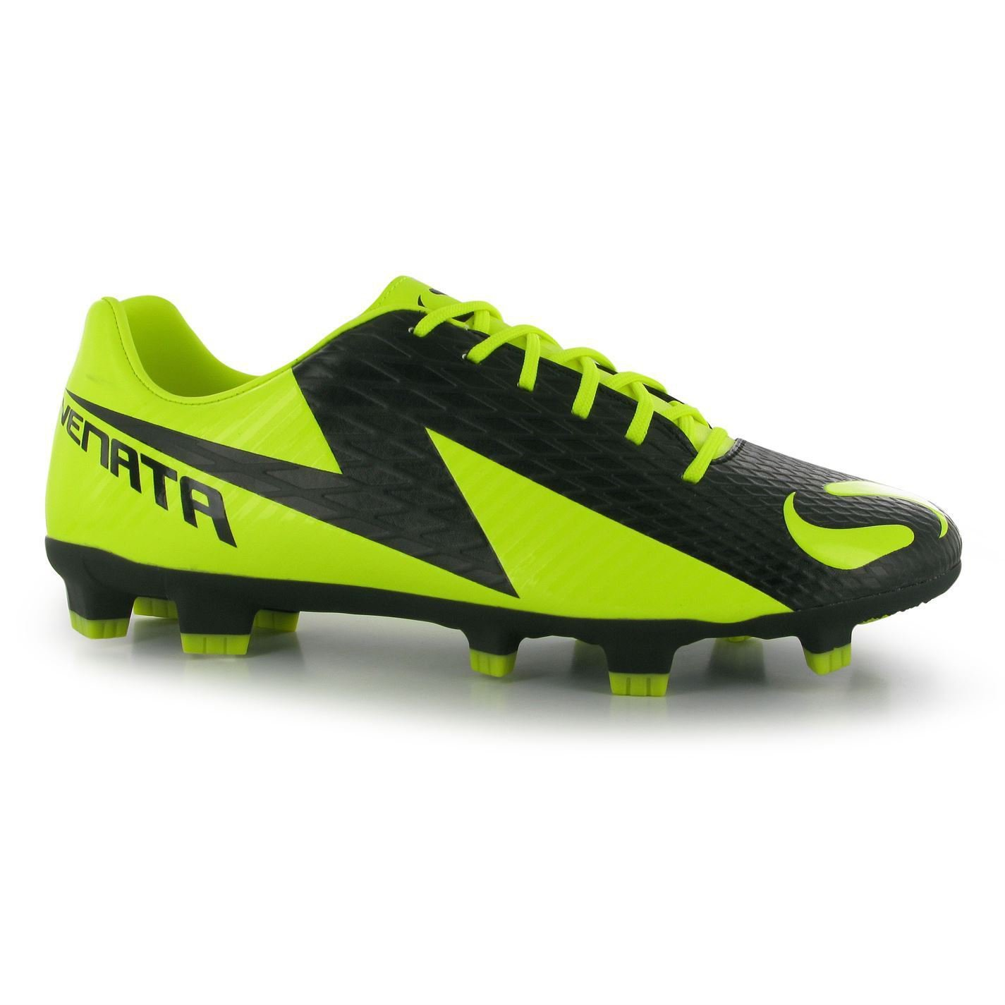 Sondico Mens Venata Fg Football Boots Trainers With Studs Sport Shoes Soccer