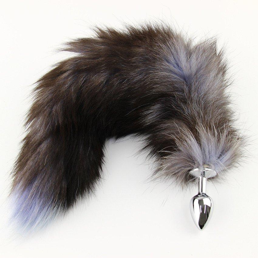 Fox Tail anal plug