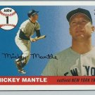 2006 Topps Mickey Mantle Home Run History No. MHR1