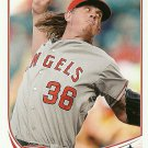 2013 Topps Jered Weaver No. 36