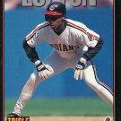 1993 Triple Play Kenny Lofton No. 7