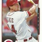 2014 Topps Mike Leake No. 277