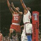 1995 NBA Hoops Sam Cassell No. 59