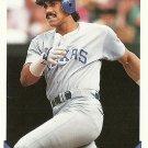 1993 Topps Juan Gonzalez No. 34