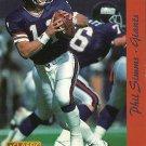 1993 Classic Pro Line Live Phil Simms No. 193