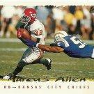 1995 Topps Marcus Allen No. 121