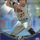 2016 Bowman Platinum Jose Altuve No. 80