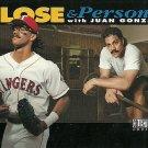 1994 Collector's Choice Juan Gonzalez No. 633