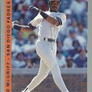 1993 Fleer Fred McGriff No. 143