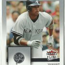 2007 Fleer Ultra Feel the Game Robinson Cano No. FG-RC