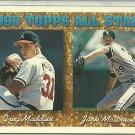 1994 Topps Greg Maddux, Jack McDowell No. 392