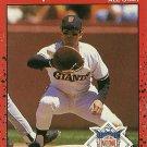 1990 Donruss Will Clark No. 707