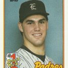 1989 Topps Andy Benes No. 437 RC