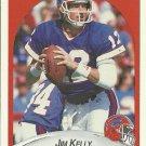 1990 Fleer Jim Kelly No. 113