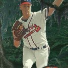 1997 Metal Universe Tom Glavine No. 28