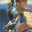 1994 Flair Javier Lopez No. 129 RC
