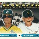 1993 Topps Jim Leyland, Tony La Russa No. 511