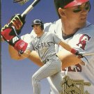 1994 Fleer Ultra Second Year Standouts Tim Salmon No. 4 of 10