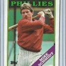 1988 Topps Mike Schmidt No. 600
