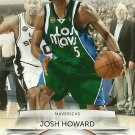2009 Prestige Josh Howard No. 23