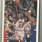 1997 Collector's Choice Michael Jordan No. 236