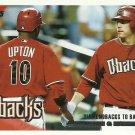 2010 Topps Justin Upton, Mark Reynolds No. 510