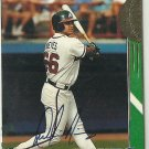 1993 Topps Stadium Club Melvin Nieves No. 28 Autograph