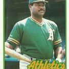 1989 Topps Don Baylor No. 673