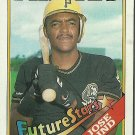 1988 Topps Jose Lind No. 767 RC