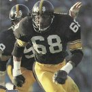 1990 Pro Set All-Time Team L.C. Greenwood No. 77