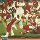 1990 Pro Set All-Time Team Stanford Jennings No. 126