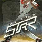 2006 Fleer Ultra Ultra Star Vladimir Guerrero No. US-5