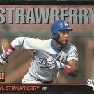 1993 Triple Play Darryl Strawberry No. 187