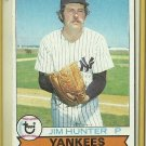 1979 Topps Jim Hunter No. 670