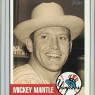 2007 Topps Mickey Mantle Story No. MMS23
