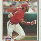 1988 Topps All-Star Game Commemorative Set Ozzie Smith No. 16