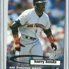 1998 Dugout Axcess Barry Bonds No. 46