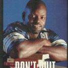 1994 NFL It's A Fact Emmitt Smith No. 3