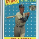 2002 Topps Archives Ernie Banks No. 185