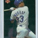 1996 Upper Deck Eddie Murray No. 415 Strange But True