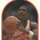 1989 NBA Hoops Dominique Wilkins No. 130