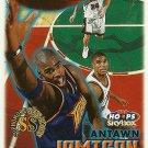 1999 Skybox Antawn Jamison No. 15