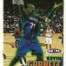 1999 Skybox Kevin Garnett No. 29