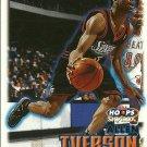 1999 Skybox Allen Iverson No. 87