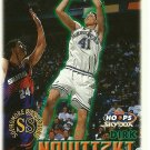 1999 Skybox Dirk Nowitzki No. 98