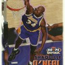 1999 Skybox Shaquille O'Neal No. 17