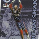 1999 Skybox Calling Card Hakeem Olajuwon No. 10 of 15 CC