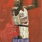 1996-97 Fleer Ultra Clyde Drexler No. 289